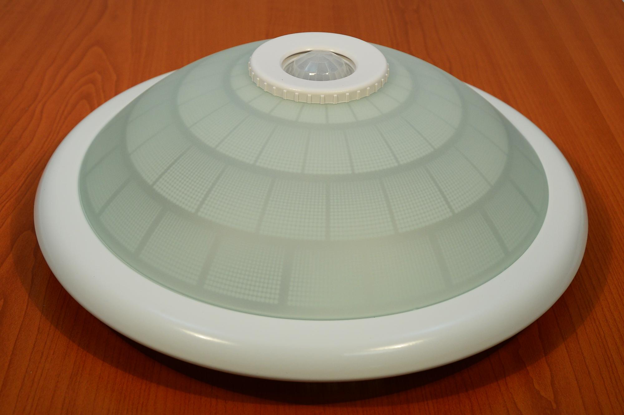 deckenlampe mit bewegungsmelder deckenleuchte wandlampe flurleuchte top angebot ebay. Black Bedroom Furniture Sets. Home Design Ideas